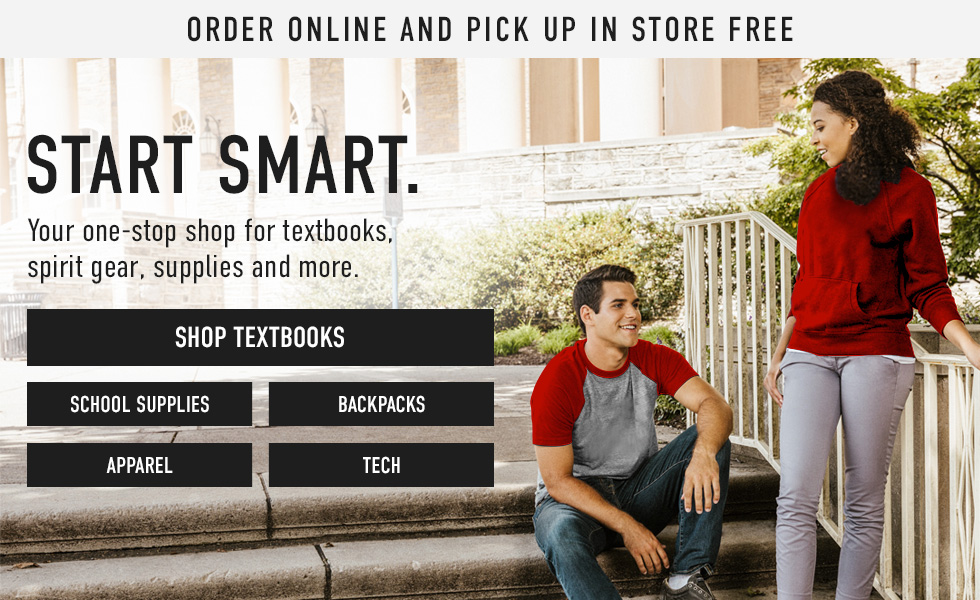 Texas Tech University Official Bookstore | Textbooks, Rentals ...