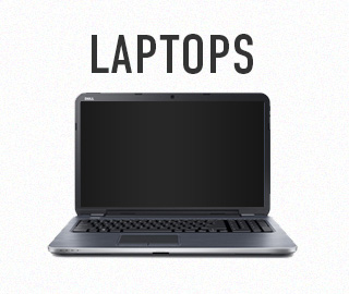 Picture of laptop. Click to shop Laptops.